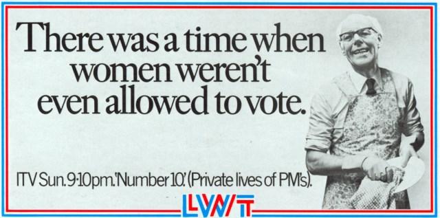 LWT 4 'Denis Thatcher'