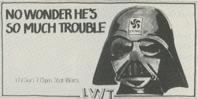 LWT 'Star Wars' Rough 2-01