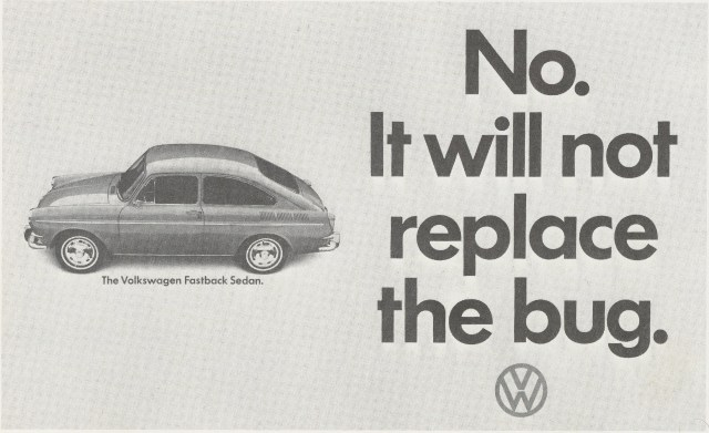 VW 'No. It Won't' Len Sirowitz, DDB-01