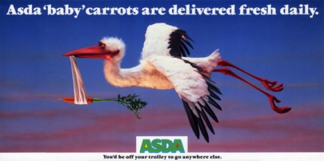Asda 'Stork'