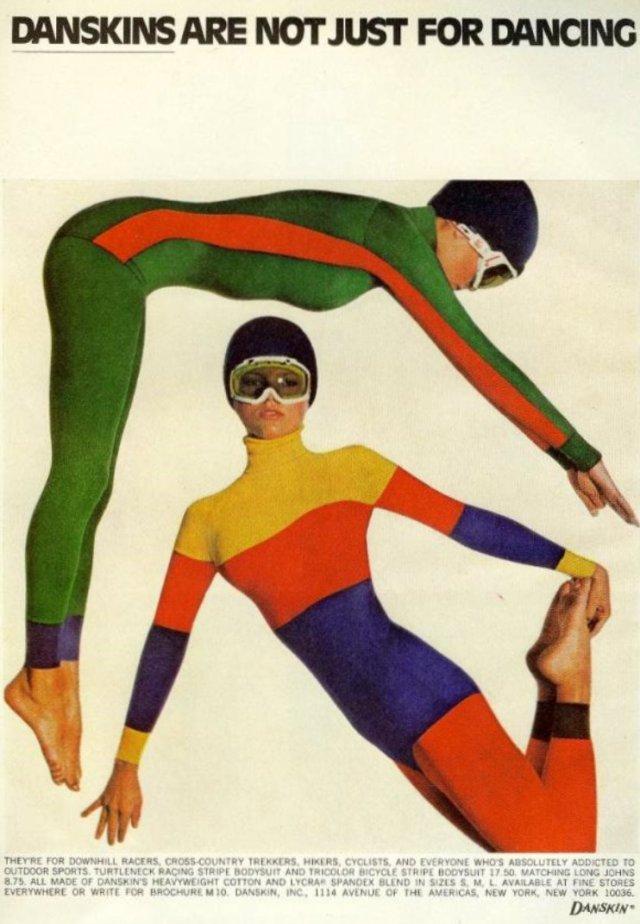 Jane Trahey, Danskins, 'Ski'