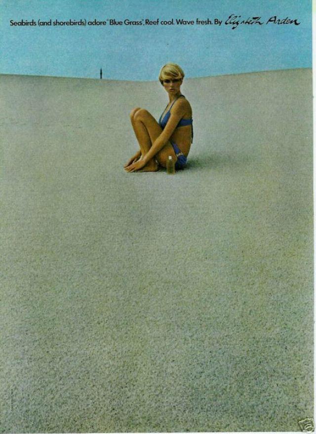 Jane Trahey , Elizabeth Arden 'Sand''