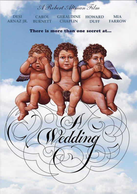 Steve Frankfurt - 'A Wedding' Poster