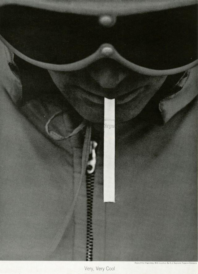 Steve Frankfurt - Reynolds Cigarettes 'Skier'*