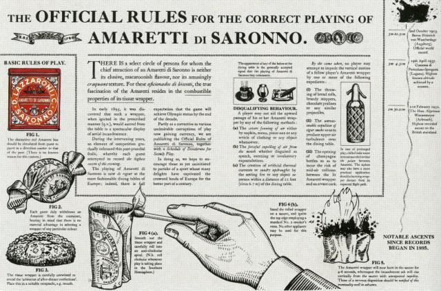 Jeff Stark, Ameretti 'Diagram', Saatchi's-01