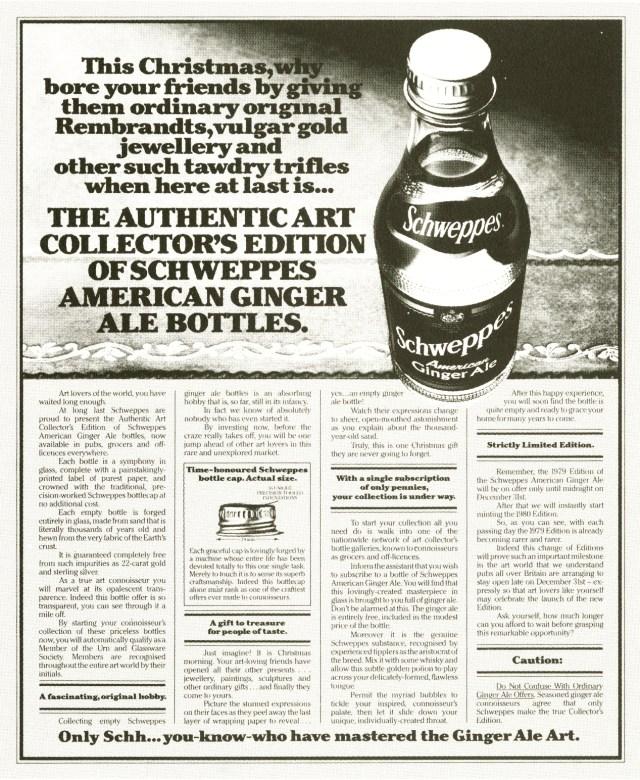 Jeff Stark, Scweppes 'Bottle', Saatchi's-01