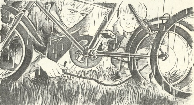 Barney Edwards, Heinz 'Bike rough'-01
