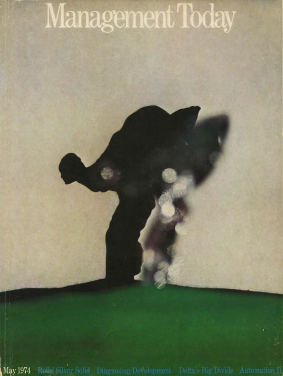 Lester Bookbinder, Management Today -Rolls'-01