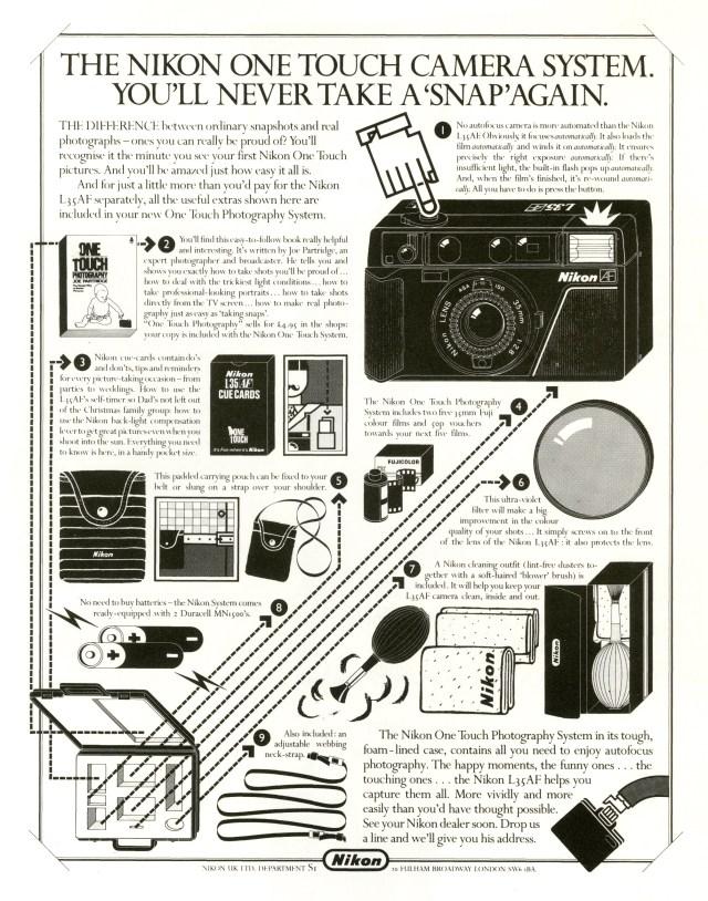 Mark Reddy, Nikon 'Snap', HKR-01