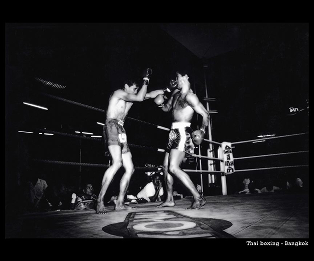 Barney Edwards - Thai Boxers
