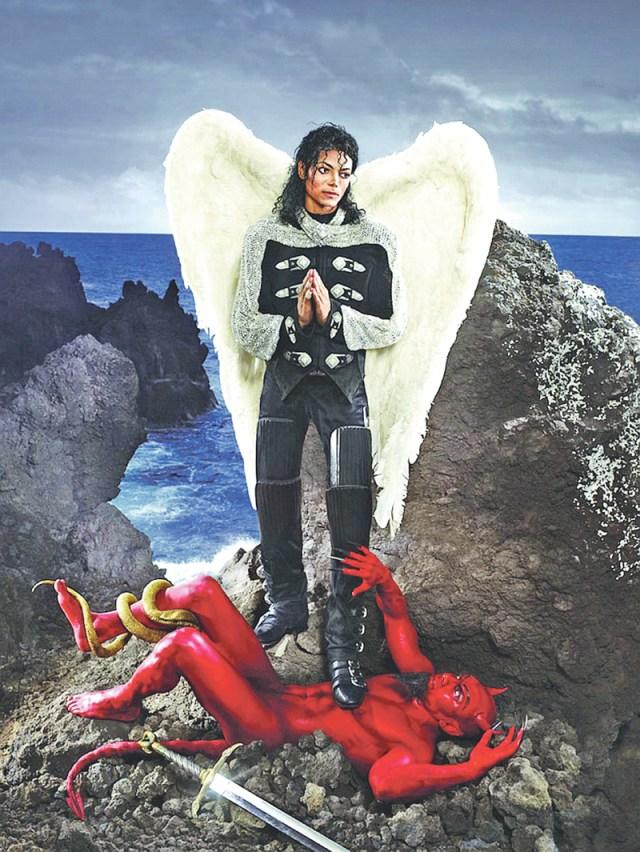David LaChapeelle - Michael Jackson