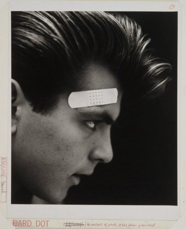 Art Kane 'Fabian:Plaster'