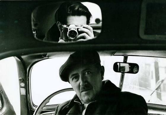 Art Kane 'Taxi - father'