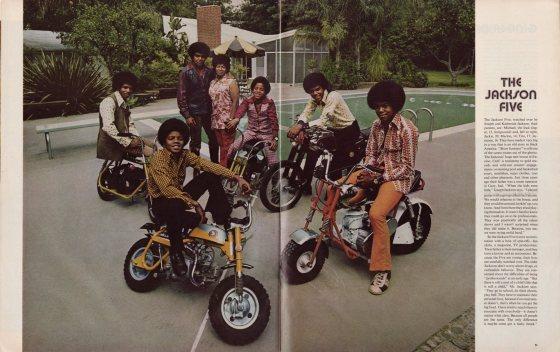 Art Kane 'The Jacksons' Life 1971