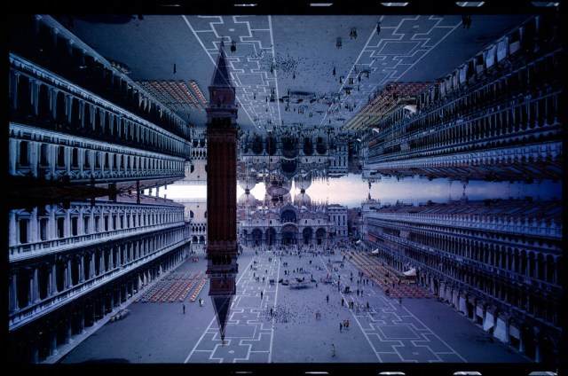 Art Kane 'Venice Sandwich'
