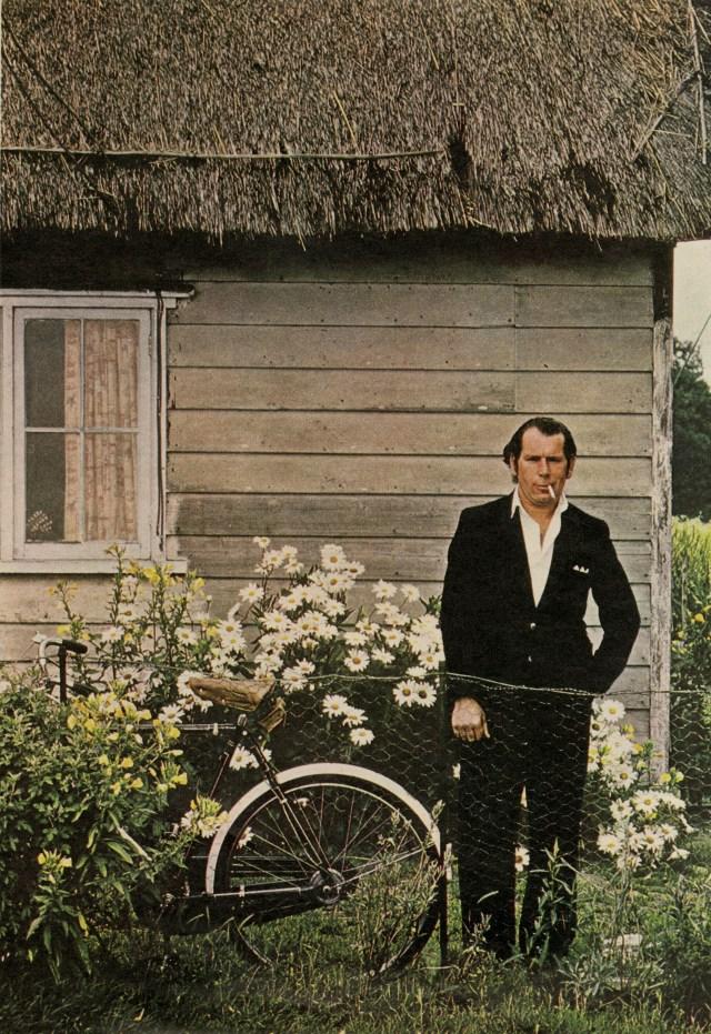 Robert Freson, 'Man & Bike'-01