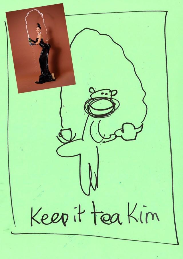 PG tips 'Kim', 2