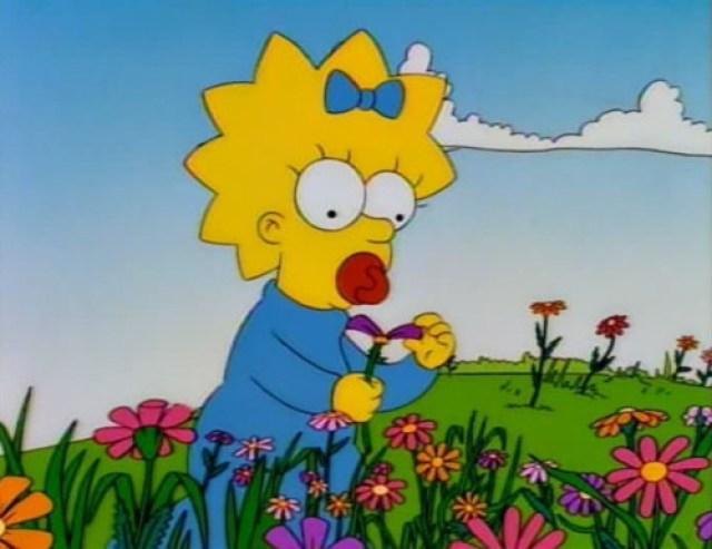 'Daisy' ad, The Simpsons
