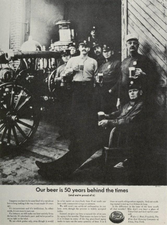 Utica Beer 'Police', Sid Myers, DDB NY-01