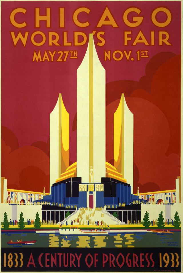 Chicago World's Fair 1933 2