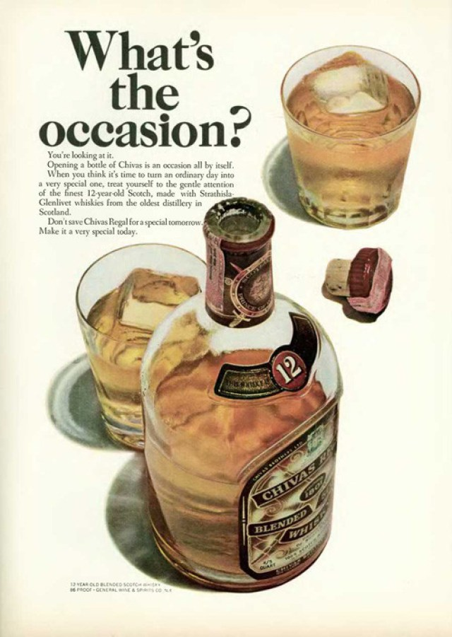 0000. 'What's The Occasion?'   Chivas Regal, DDB NY.jpg
