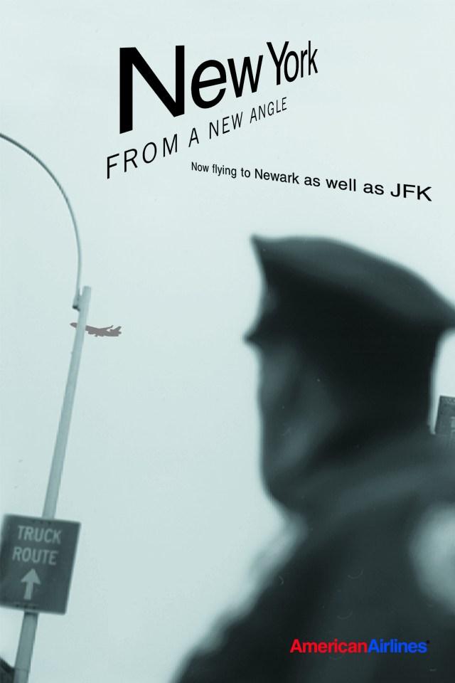 American Airlines, Angles, 'Policeman', BMP:DDB.jpg