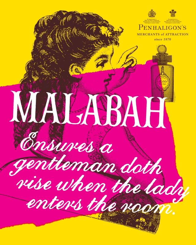 'Ensures A Gentleman - Malabah' Penhaligon's, DHM