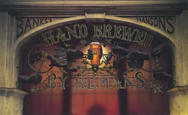 'Hand Brewed By Humans', Bank's, John Knight, TBWA.jpg
