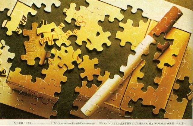 'Jigsaw' DPS, B&H CDP