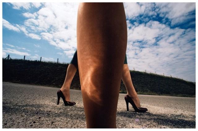 'Leg' Charles Jourdan, Guy Bourdain1975.jpg