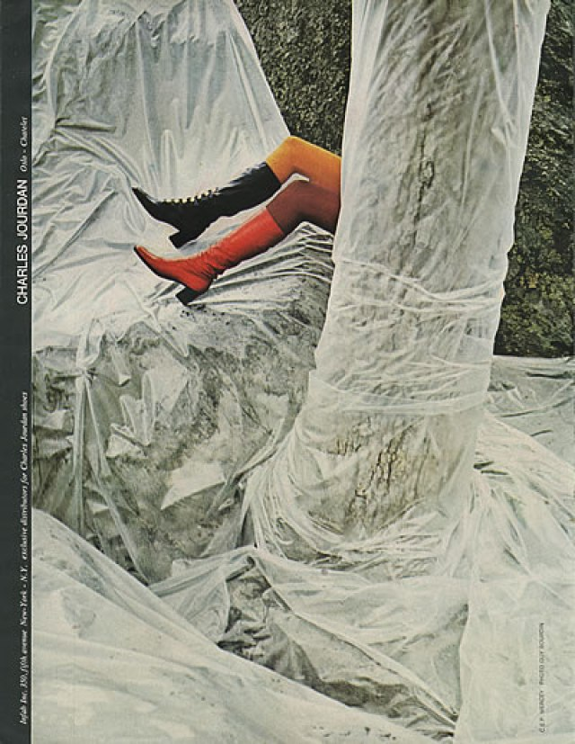 'Polythene', Charles Jourdan, Guy Bourdain.jpg