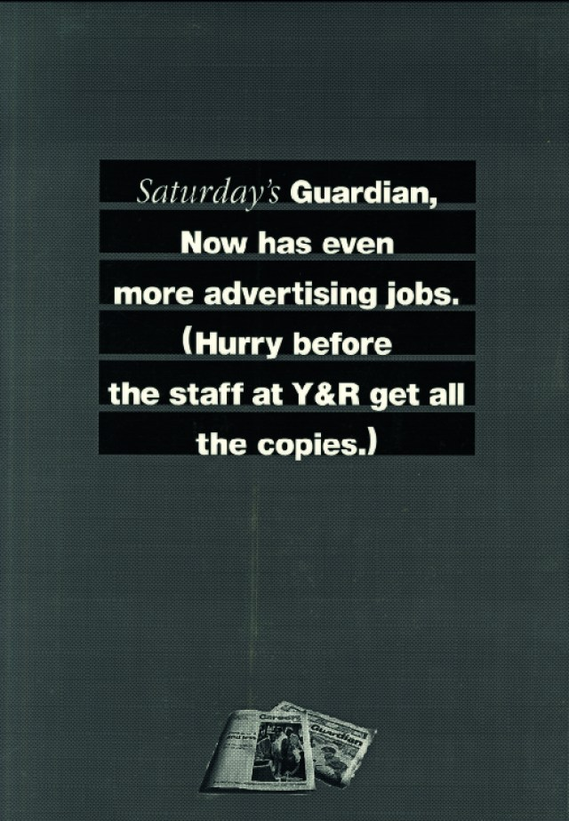 'Saturday's Guardian' The Guardian, 'Leagas Delaney.jpg