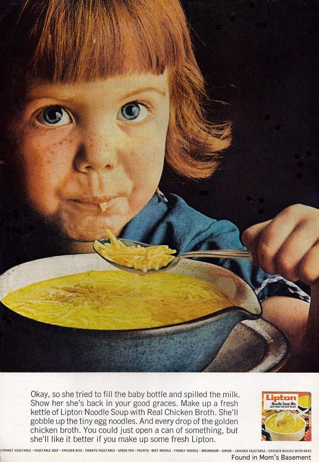'Corn Girl' Lipton's, Ohrbach's, Howard Zieff, Y&R.jpg