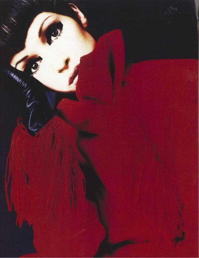 'Fleur-de-Rouge' Satoshi Saikusa, 1981