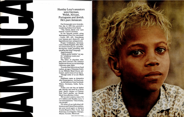 'Huntley Levy's Ancestors' Jamaica, Robert Freson, DDB 2.png