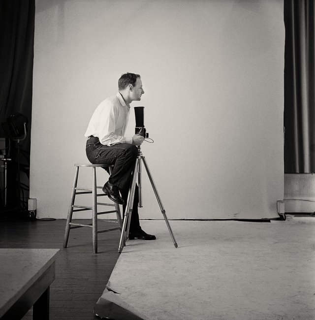 Irving Penn by Robert Freson.jpg