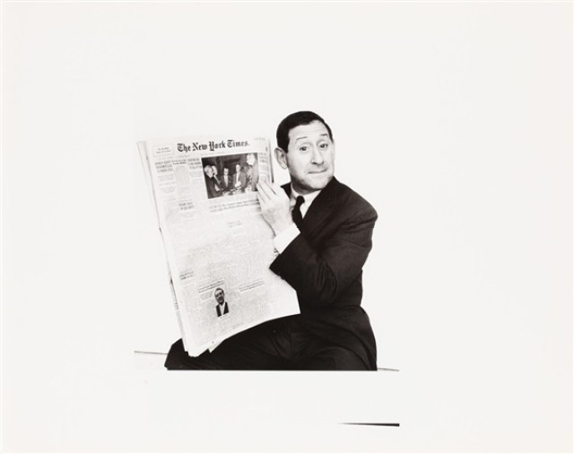 'Jack Gilford' Daily News, Howard Zieff.jpg