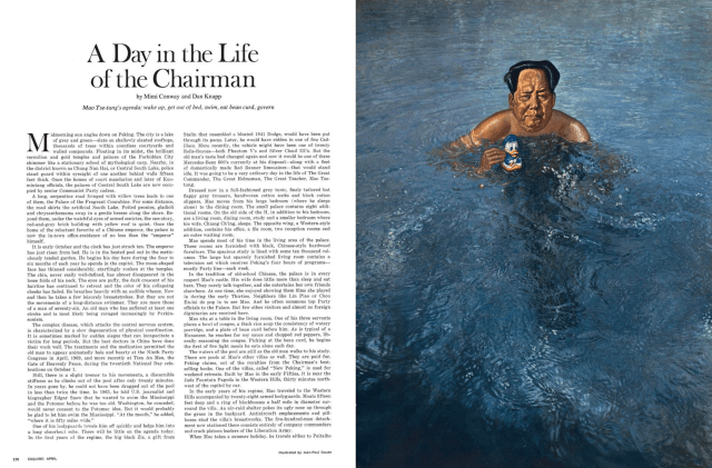 Jean Paul Goude 'Chairman Mao', Esquire.png