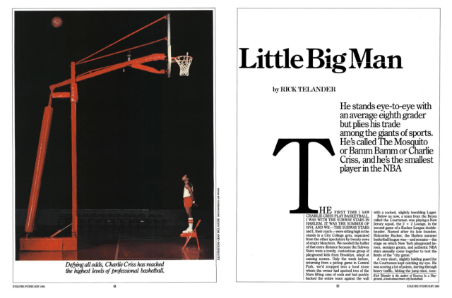 Jean Paul Goude 'High Basketball', Esquire.png