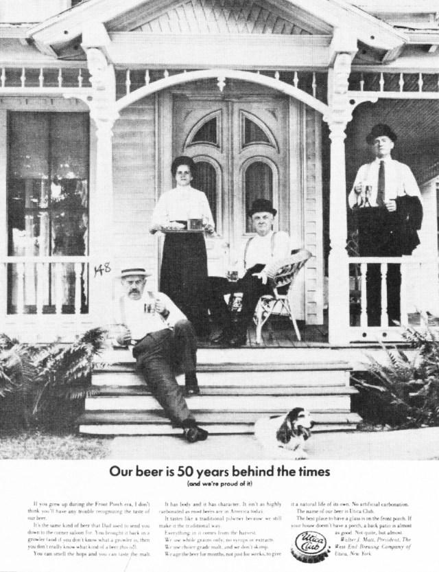 'Porch' Utica Club, Howard Zieff, DDB NY-01.jpg