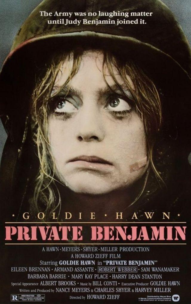 'Private Benjamin' Howard Zieff.jpg