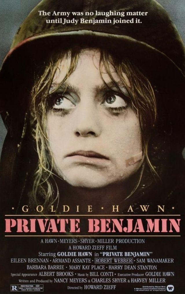 'Private Benjamin' Howard Zieff.jpg