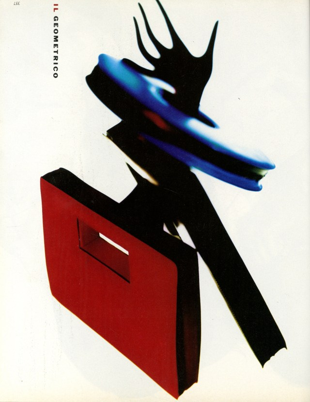 'Red Bag' Vogue Italia, Satoshi Saikusa-01
