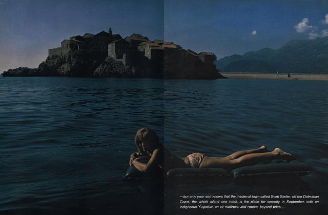 Robert Freson 'Sveti Stefan', Esquire.png