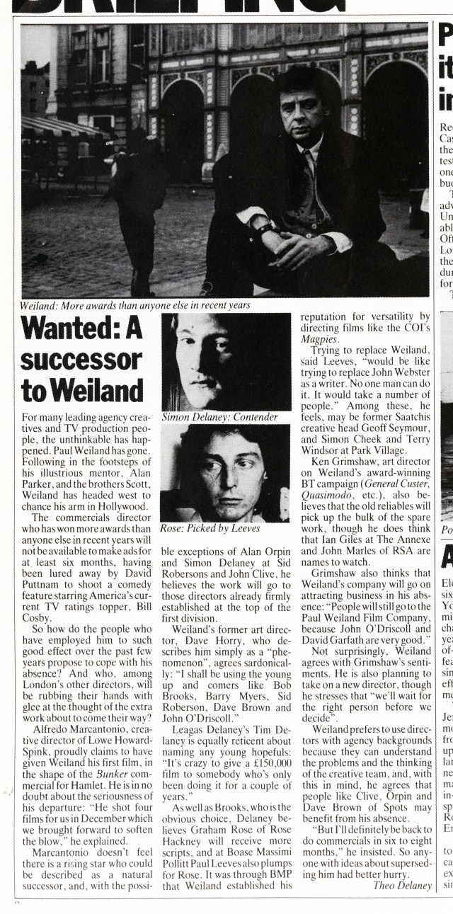 'Wanted- A Successor' Paul Weiland Article-01.jpg