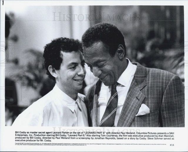 'With Bill Cosby' Paul Weiland.jpg