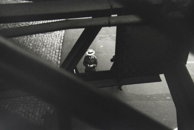 1. 'Hat', Saul Leiter:Dave Dye