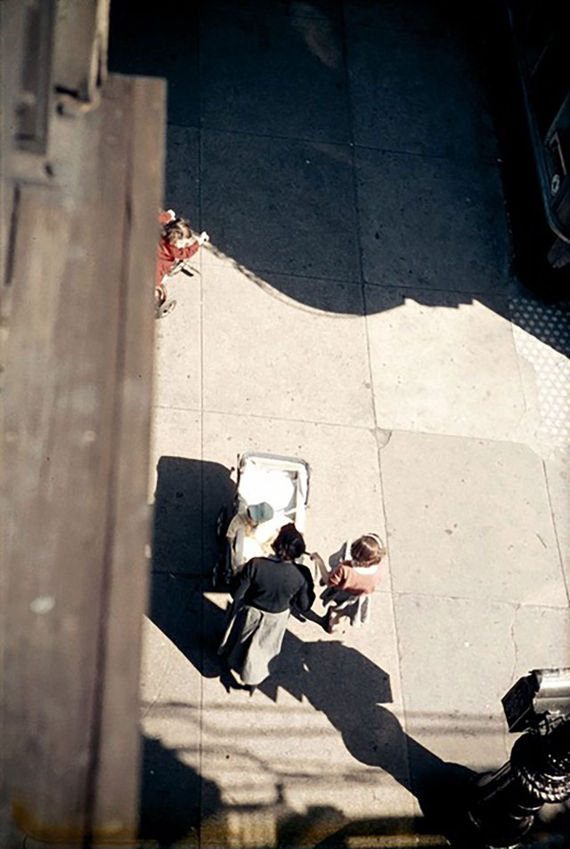 3. 'Pram', Saul Leiter:Dave Dye