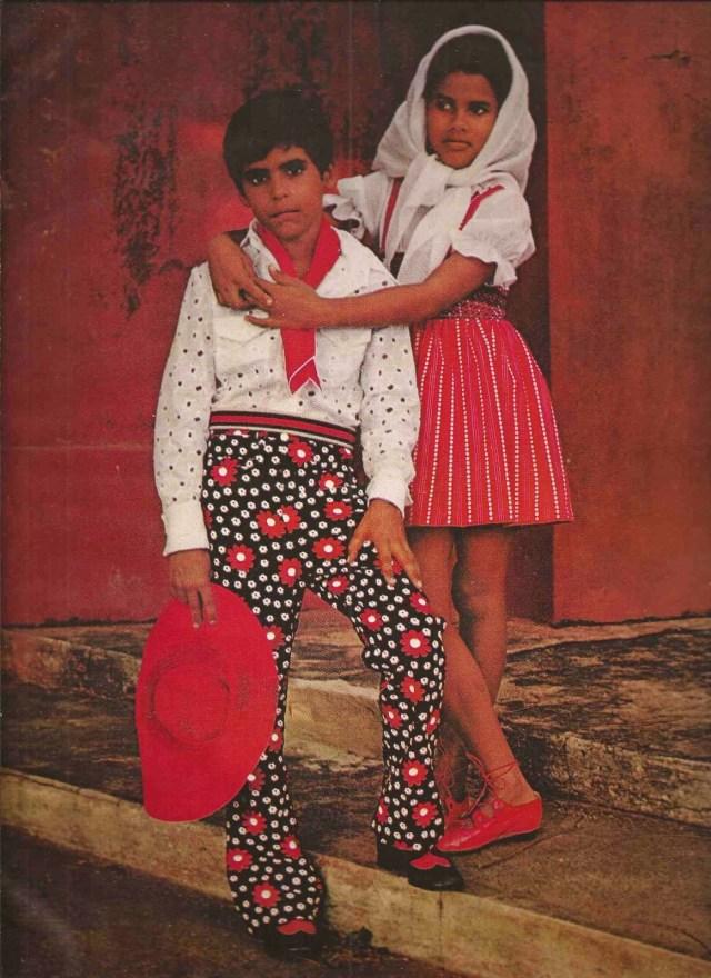 6. Bazaar's Children Saul Leiter