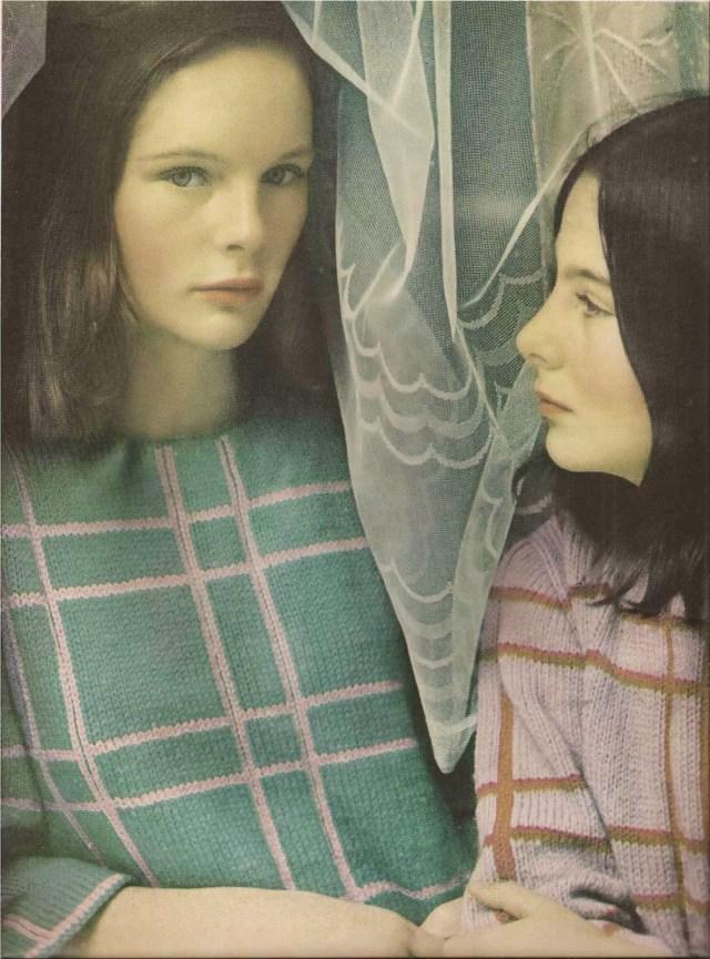 7. Saul Leiter - Ireland Harper's Bazaar October 1963-8